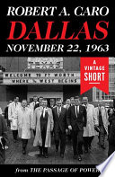 Dallas  November 22  1963 Book