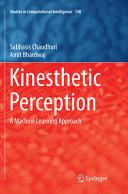 Kinesthetic Perception