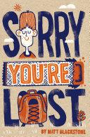 Sorry You're Lost [Pdf/ePub] eBook