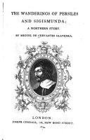 The Wanderings of Persiles and Sigismunda