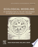 Ecological Modeling Book PDF