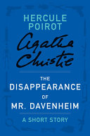 The Disappearance of Mr. Davenheim Pdf/ePub eBook