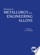 Elements of Metallurgy and Engineering Alloys Book