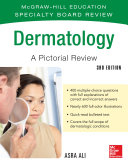 McGraw Hill Specialty Board Review Dermatology A Pictorial Review 3 E