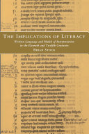 The Implications of Literacy