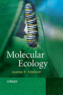 Cover of Molecular Ecology