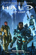 HALO: Last Light Pdf/ePub eBook