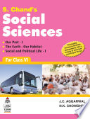 S. CHAND'S SOCIAL SCIENCES FOR CLASS 6