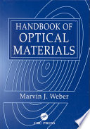 Handbook of Optical Materials Book