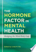 The Hormone Factor In Mental Health Book PDF