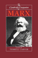 The Cambridge Companion to Marx