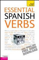 Essential Spanish Verbs  A Teach Yourself Guide
