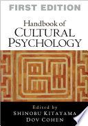 Handbook of Cultural Psychology Book PDF