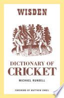 Wisden Dictionary of Cricket Book PDF