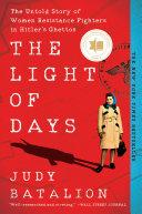 The Light of Days Pdf/ePub eBook
