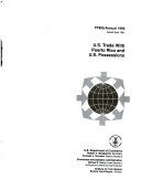 U S  Trade with Puerto Rico and United States Possessions
