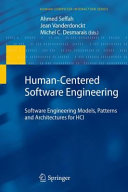 Human Centered Software Engineering