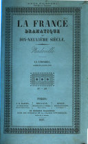 La Camargo, ou l'opéra en 1750