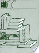 Basic Library Reference Sources