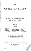 Plato Book PDF