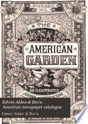Edwin Alden   Bro s  American Newspaper Catalogue