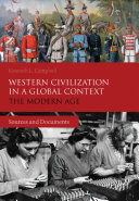 Western Civilization in a Global Context  The Modern Age