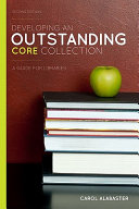 Developing an Outstanding Core Collection Pdf/ePub eBook
