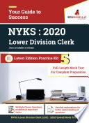NYKS   Lower Division Clerk  LDC    2020   5 Mock Test