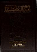 Talmud Bavli  Tractate Beitzah