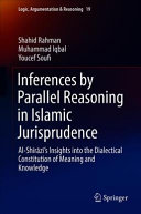 Inferences by Parallel Reasoning in Islamic Jurisprudence