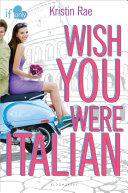 Wish You Were Italian Pdf/ePub eBook