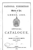National Exhibition of Works of Art  at Leeds  1868