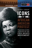 Icons of African American Protest Book