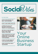 Socialvibes  Your Online Business Startup