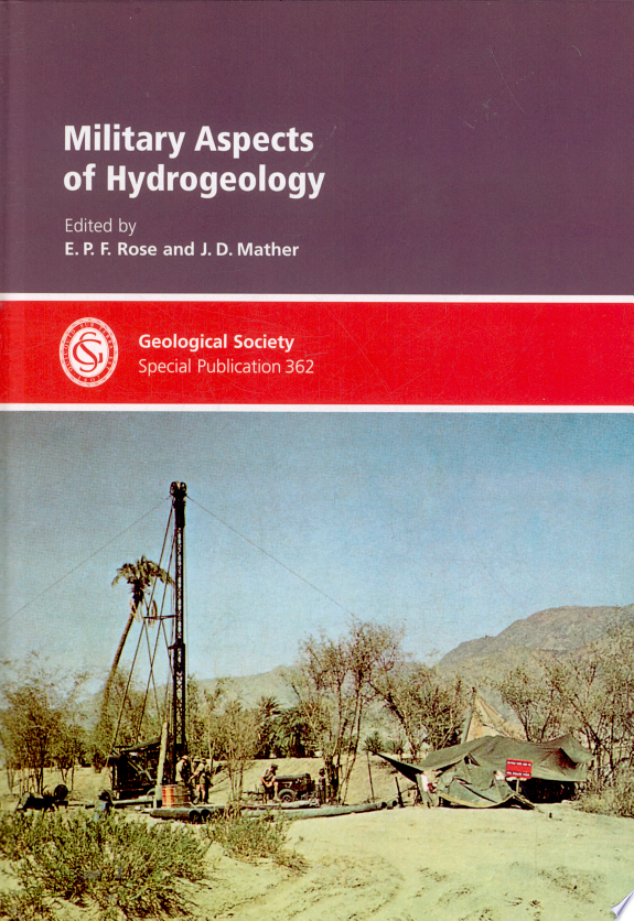 Military Aspects of Hydrogeology