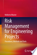 Risk Management for Engineering Projects Book