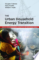 The Urban Household Energy Transition Book PDF