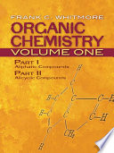 Organic Chemistry, Volume One