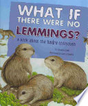 What If There Were No Lemmings  Book