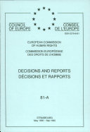 Pdf Decisions and Reports Telecharger