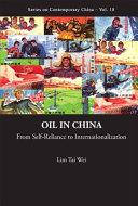 Oil in China