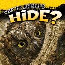 Why Do Animals Hide? Pdf/ePub eBook