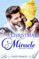 A Christmas Miracle  A BWWM Holiday Romance