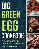 Big Green Egg Book