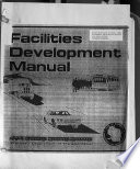Facilities Development Manual