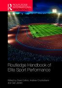 Pdf Routledge Handbook of Elite Sport Performance Telecharger