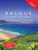 Colloquial Basque  eBook And MP3 Pack