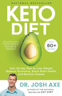 Keto Diet Pdf/ePub eBook
