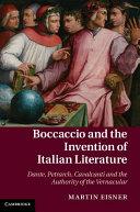 Boccaccio and the Invention of Italian Literature [Pdf/ePub] eBook