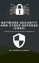 Network Security and Cyber Defence  CNSS